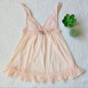 ANTHROPOLOGIE Sexy Lace Camisole